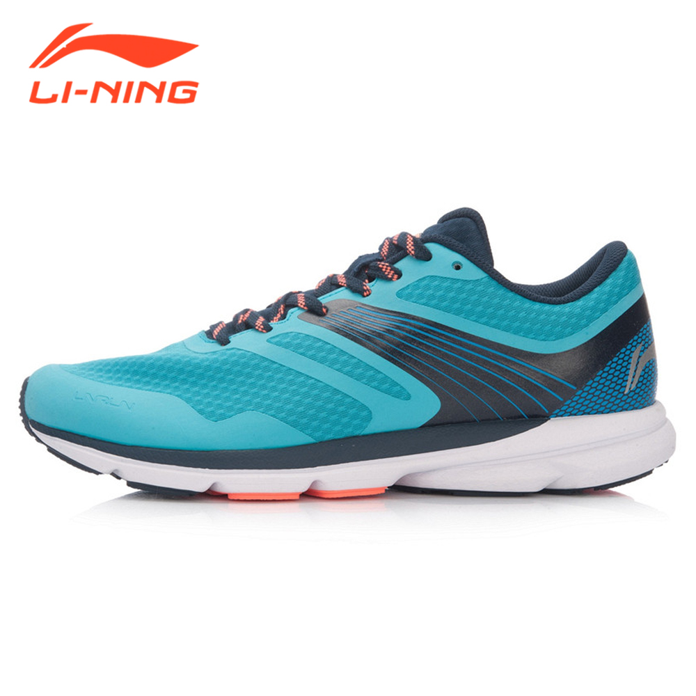 Li-Ning SMART Men Running Shoes Cushioning Breathable Red Rabbit Series Sneakers For Xiaomi Millet Smart Sports Shoes ARBK079 2017 new style running shoes man cushioning breathable cool textile sneakers red black men light sports shoes