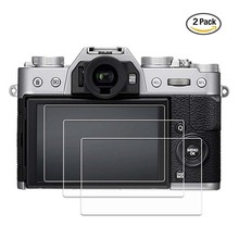 debous Tempered Glass Screen Protector Foils For Fujifilm X-T20 X-T10 X-E3 Leica Q (Type 116) Anti-scrach Anti-Fingerprint Glass patriot pa 445 t10 x treme