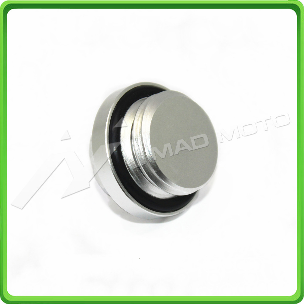 M22*1.5mm Silver Oil Filler Cap for Ducati 900 916 1997-1998 916SP 916 SPS 1997-1998 996 1999-2001 996S 996 SPS 1999-2000 996R