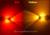 Para acessórios chevrolet TRAX 2014-2016 LED Light Bulb Cauda Pausa Parar Turn Signal luz Dois função de prevenção de Colisão