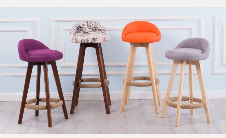 garden party Bar stool coffee house chair free shipping