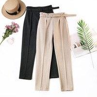 Стильные тёплые брюки
