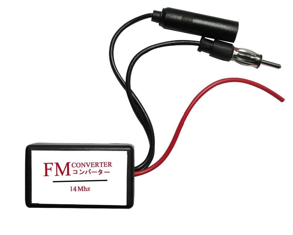 14 МГц AM FM Диапазон EXpander Частотный Преобразователь Универсальный