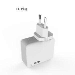 Image 2 - STOD רב יציאת נסיעות מטען 4 USB 22W 4.4A מהיר טעינה עבור iPhone iPad מיני סמסונג Huawei טלפון תשלום AC קיר מתאם