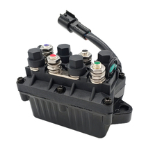 Outboard Power Trim Tilt Relay 3 Pin Assembly  For Yamaha 61A-81950-01-00 12V Waterproof  Engine Alloy цены онлайн