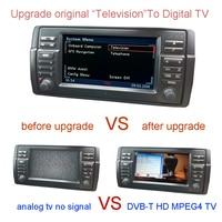 DVB T TV For BMW E38 E39 E46 X5 E53 X3 E83,Z4 E85