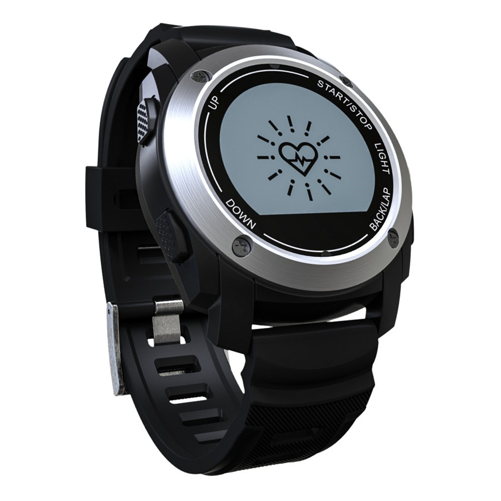 2017 New S928 GPS Outdoor Sports Smart Watch IP66 Life Waterproof with Heart Rate Monitor Pressure for Android4.3 IOS8.0 above