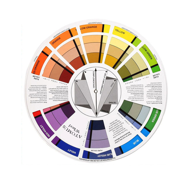 Large Color Wheel 3
