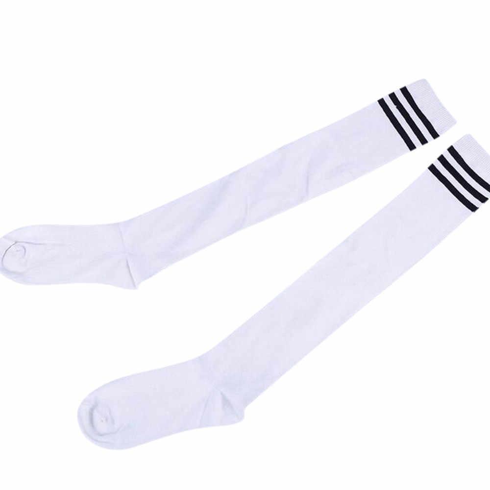 女性靴下ストッキング暖かいにわたって高腿ニーソックス長綿ストッキング medias セクシーなストッキング medias デ mujer # P