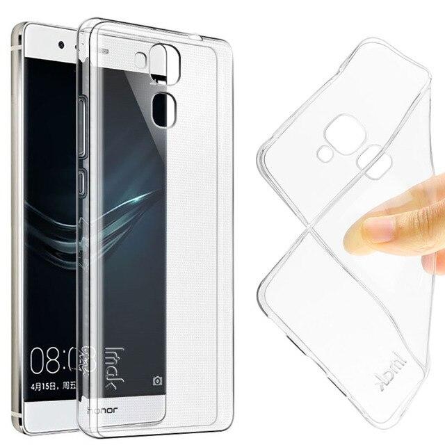 Cas De Gel Transparent Pour L'honneur 5c / Huawei Gt3 ebZBBIfz
