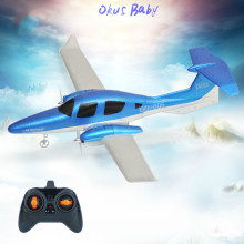 2019 Brand New 2.4G 3-Axis Gyro 548mm Wingspan Remote Control DIY Glider Fixed Wing RC Airplane For Children Toy free shipping new a3 pro 6 axis gyro flight controller stabilizer system gyro for fixed flying wing airplane 3d plane