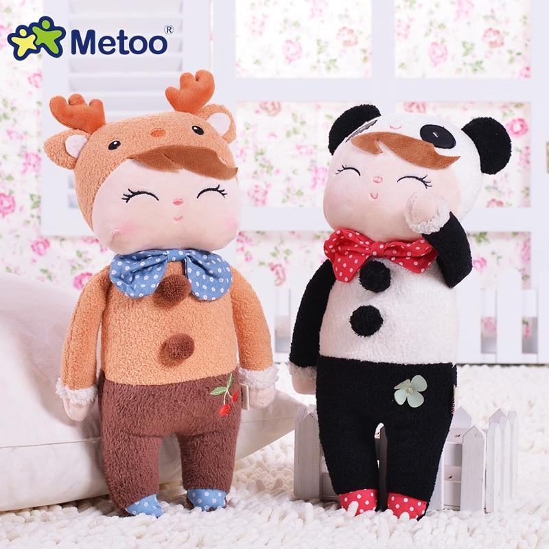 Metoo Angela Stuffed Plush Doll Toy Cute Soft Classical Birthday Christmas Gift