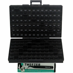 AideTek ESD آمنة مصلحة الارصاد الجوية صندوق تخزين إيك صناديق مكافحة static SMT المنظم الترانزستور الالكترونيات تخزين الحالات والمنظمون boxas