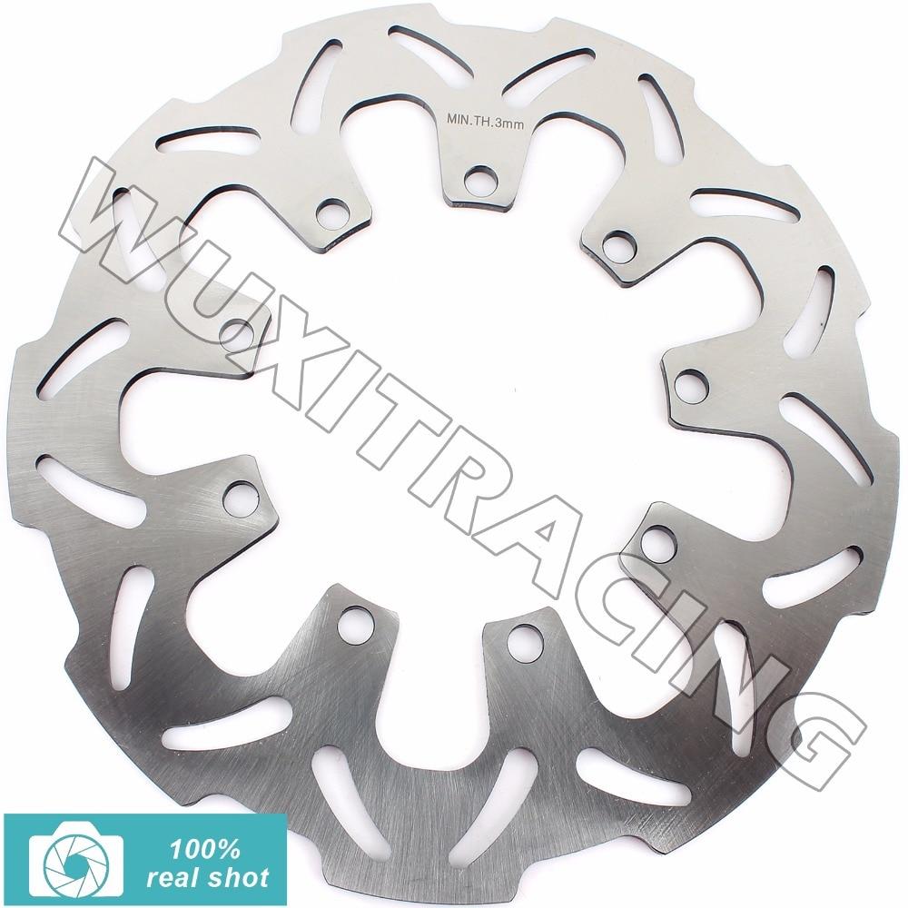 Front Brake Disc Rotor Motorcycle Brake Disc for KAWASAKI KLR 650 C C1-C10 1994-2007 KLR 650 E E8F E9F EAF EBF ECF 2008-2013 стоимость