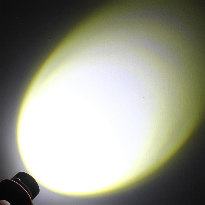 FSTUNING 12 v 45 w canbus E39 phare LED Ange Yeux Marqueur Ampoules pour BMW E39 LED X5 E53 E60 e61 E63 E65 E66 ange yeux - 4