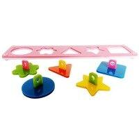 1pcs Pet Parrot Toys Macaw CageParrot Educational Toys For Parrots Pet Bird