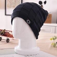 Hot Vender! novo estilo de outono inverno Casual Proteger ouvido tricô de  lã adicionar veludo quente ao ar. 73b6a9bbab0