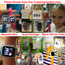 Child GPS Wifi Location Smart Watch Q90