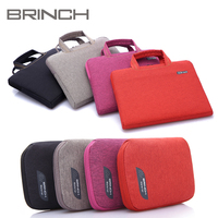 Hot 14 15 6 Inch Laptop Bag Handbag Shoulder Bag Protective Case Pouch Cover For Macbook