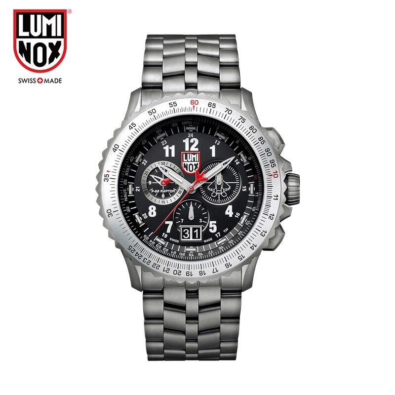 Luminox XA.9241.M серии Air Часы Swiss Military спортивный водонепроницаемый мужской часы