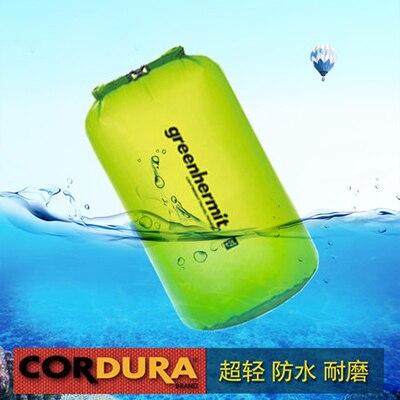 New Greenhermit 24L UltraLight-Dry Sack Rafting Bag Waterproof Compression Bag Swimming Brift Rafting Bag Dry Bag OD1124
