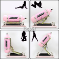 Free shipping Automatic Thrusting Machine Female masturbation pumping machine automatic retractable gun sex toy sex machine-DS03