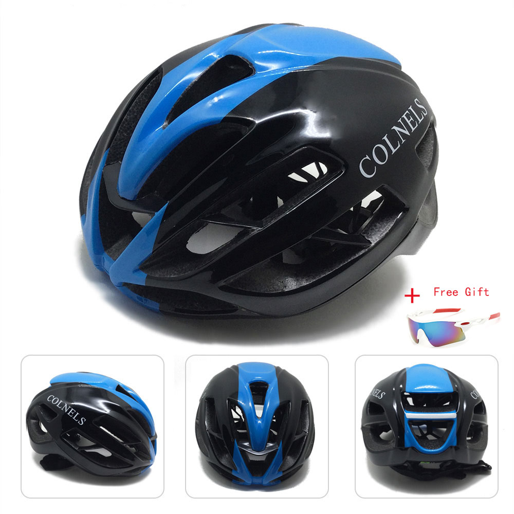 Cycling Helmet Women Men Ultralight MTB Road Bicycle Helmet Casco Ciclismo Capacete 54-58cm Integrally-molded Bike Helmet