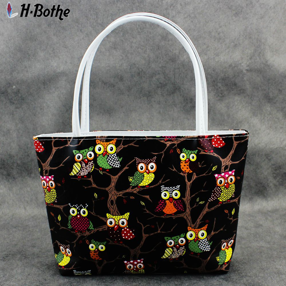 Hot sell!Owl mini handbags!Fashion PU leather lady Small messenger bag,gril Receive bag students zipper bag,Female wallet FA0869