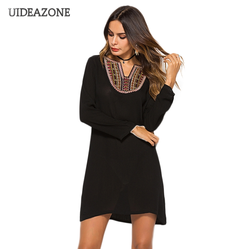 Buy folk tunic dress and get free shipping on AliExpress.com c6b778e1635d