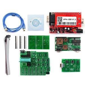 Image 5 - 最高 upa 2018 Upa Usb プログラマの Ecu UPA USB ECU プログラマ UPA USB V1.3 フルアダプタと送料無料