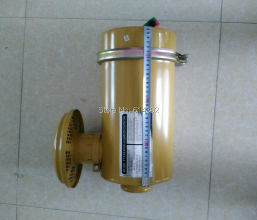 Weifang weichai Ricardo R4105ZD части дизельного двигателя Воздушный фильтр включая элемент воздушного фильтра для дизельного генератора 50 кВт