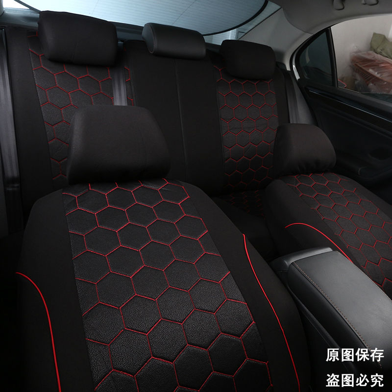 Car seat cover auto seat covers for Volkswagen vw tiguan L touareg touran Phaeton atlas 2017 2016 Car Seat Protector Seat Covers-in Automobiles Seat Covers from Automobiles & Motorcycles    3