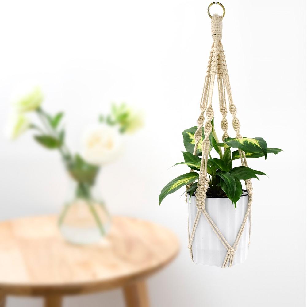 100+ [ Flower Pot Hangers ] | 70 Hanging Flower Planter Ideas ...