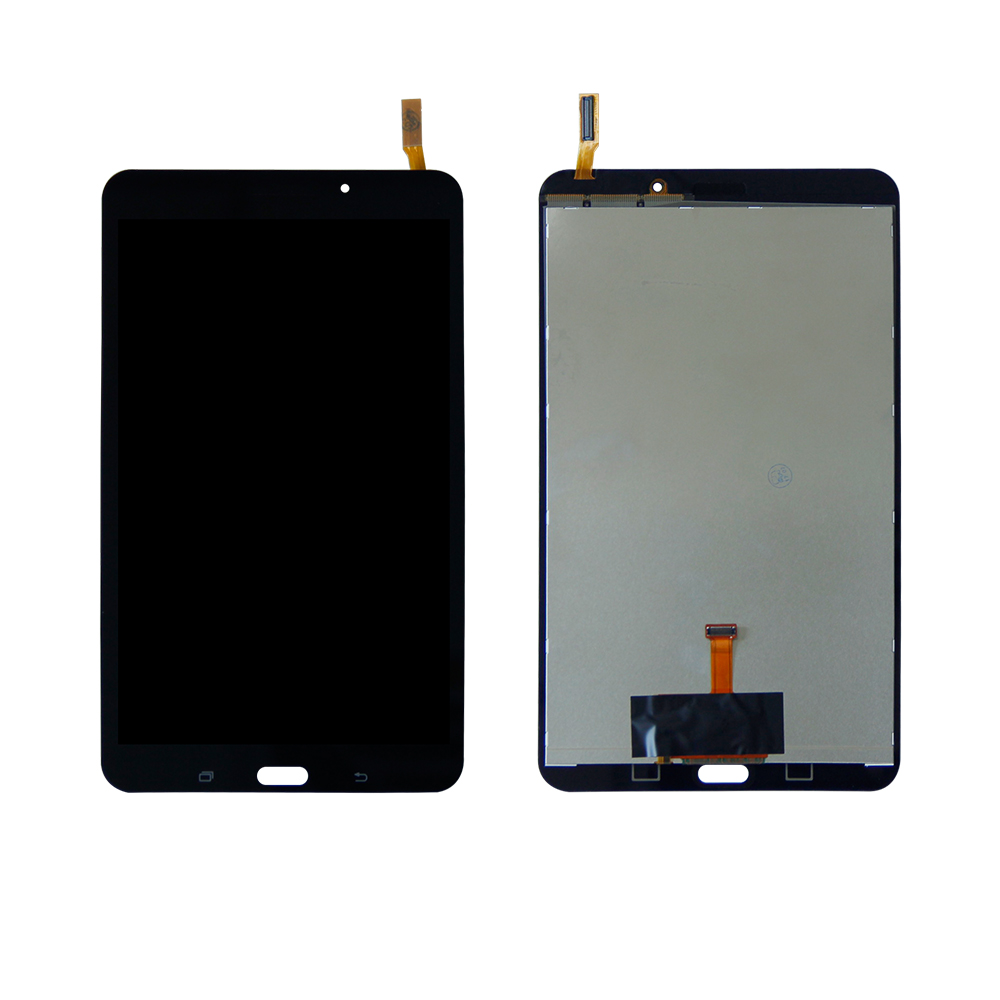 For Samsung Galaxy Tab 4 8.0 WiFi SM-T330NU T330 T337 Touch Screen Digitizer +Lcd Display Assembly Replacement Free Shipping crocodile pattern luxury pu leather case for samsung galaxy tab 4 8 0 t330 flip stand cover for samsung tab 4 8 0 t330 sm t330