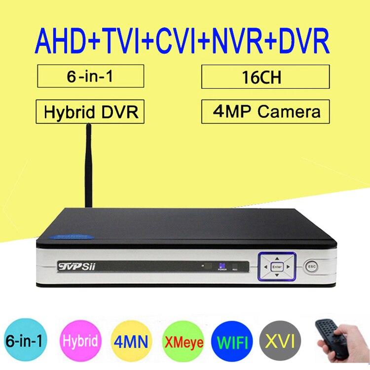 4MP,1080P,960P,720P, CCTV Camera Silver Panel Xmeye Hi3521A 4MN 16CH 6 in 1 Hybrid  WIFI XVI TVi CVI NVR AHD DVR Free Shipping4MP,1080P,960P,720P, CCTV Camera Silver Panel Xmeye Hi3521A 4MN 16CH 6 in 1 Hybrid  WIFI XVI TVi CVI NVR AHD DVR Free Shipping