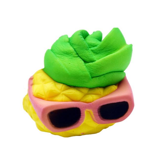 Kawaii Pineapple Squishy Toy