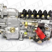 Тяжелый грузовик HOWO Sinotruk Howo WD615 Европейский три-два клапана части двигателя масло под высоким давлением насос VG1095080190