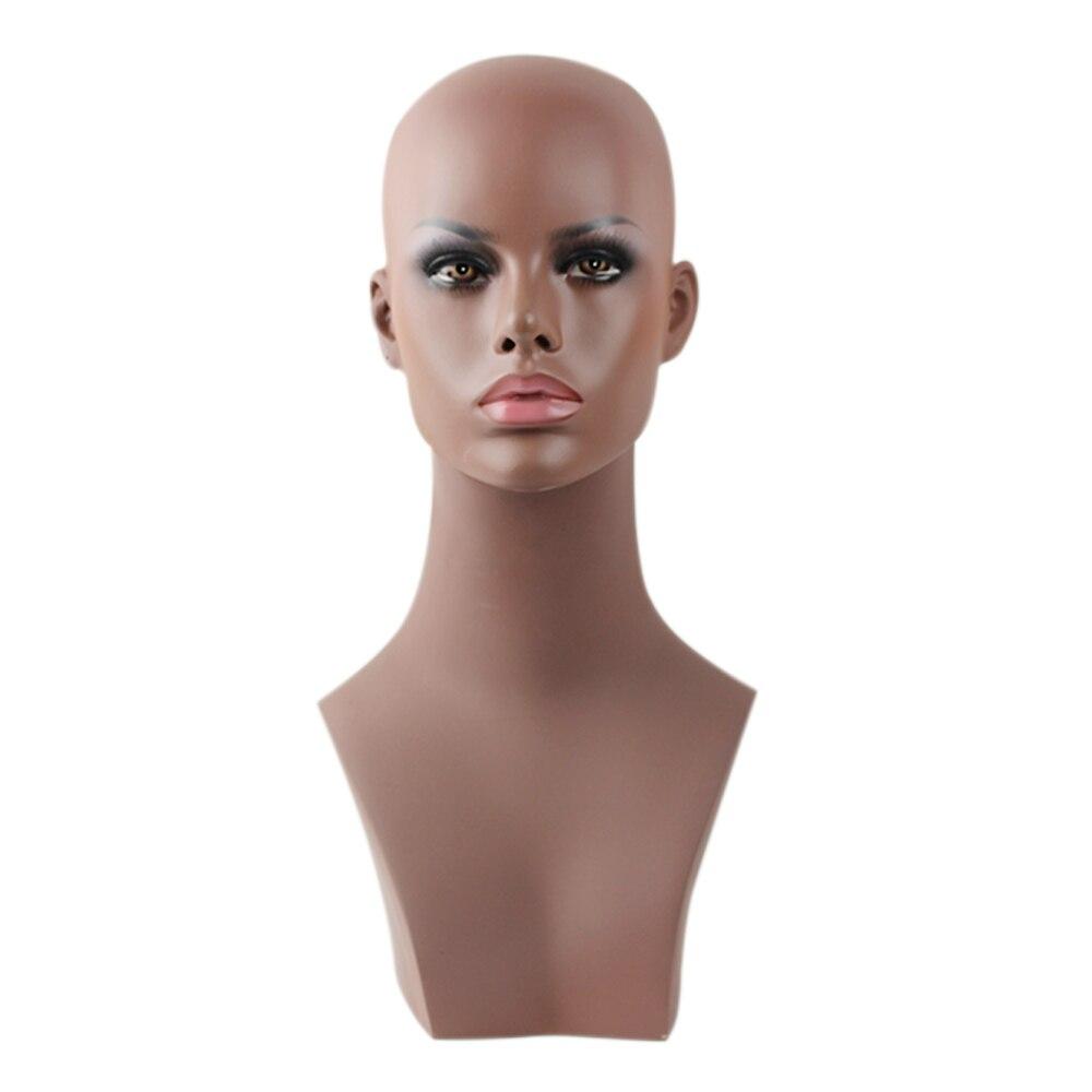 Склопластикова жіноча чорна манекена - Мистецтво, ремесла та шиття - фото 1