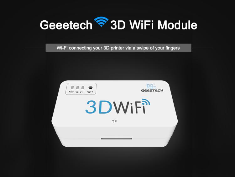 Geeetech 3D WiFi Module Box For 3D Printers 1