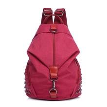 Девушки Ретро двойной сумки на плечо холст большой Ёмкость Лето туристические рюкзаки Портативный женская рюкзак сумки вещмешок