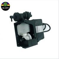 En iyi fiyat!! 1 adet Geniş format solvent yazıcı Myjet mürekkep pompası 24 V 7 W 110-120 ml/dakika pompaları