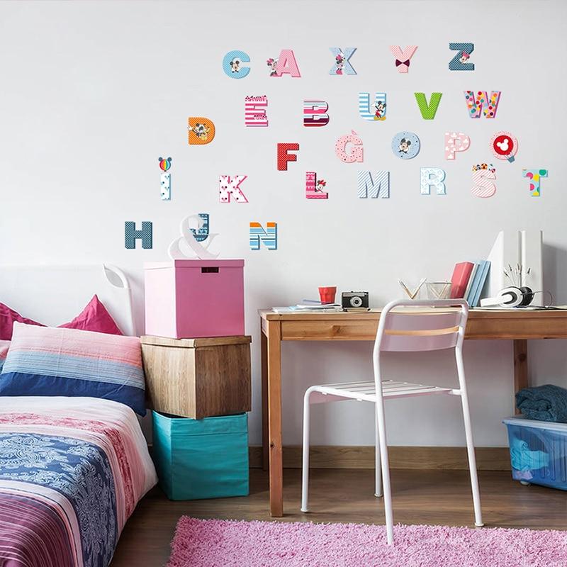 الكرتون ميكي ماوس 26 الإنجليزية خطابات الأطفال طفل يكبر الضروري