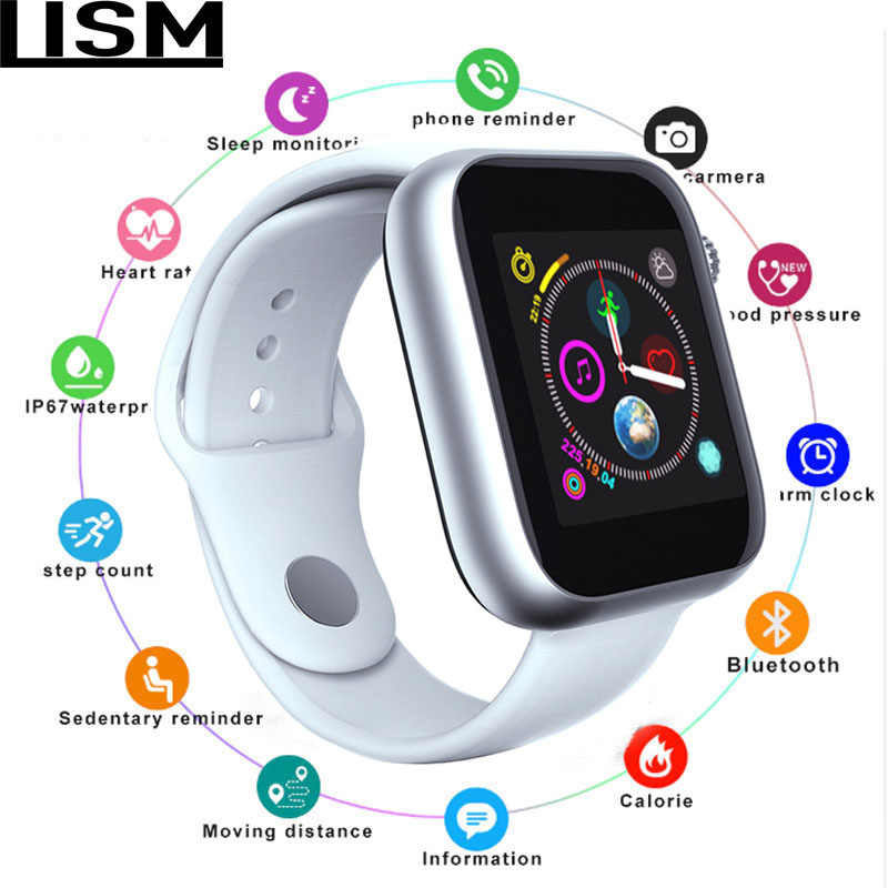 Smart Watch Series 4 for Apple Smart Wristband Fitness Tracker Passometer Heart Rate Sensor Sport Smart Watches Reloj para IOS