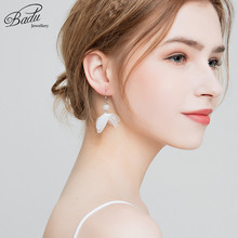 [Clearance] Small Yarn Flower Earrings Cute Lovely Jewelry  Lost Money Price Clearance