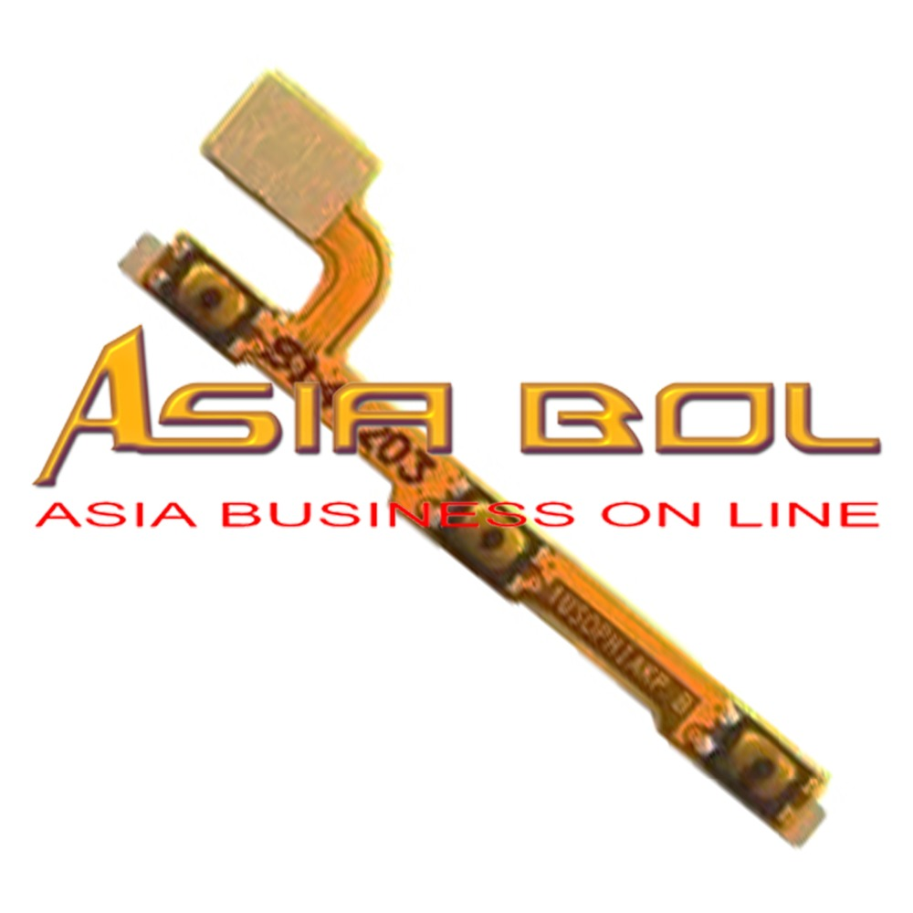 New Volume Power On Off Side Button Flex Cable Replacement Parts For Huawei Ascend P7