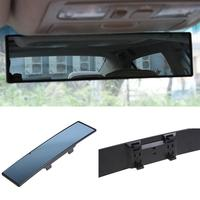 Universal 300mm Wide Curve Convex Interior Clip On Panoramic Rear View Mirror Janu 10