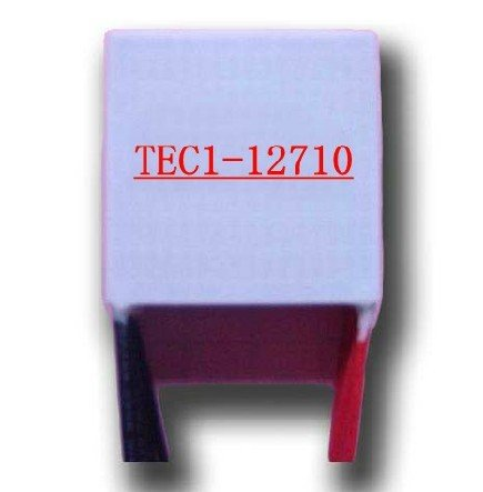 Freeshipping 2pcs/lot TEC1-12710 thermoelectric Cooler Peltier