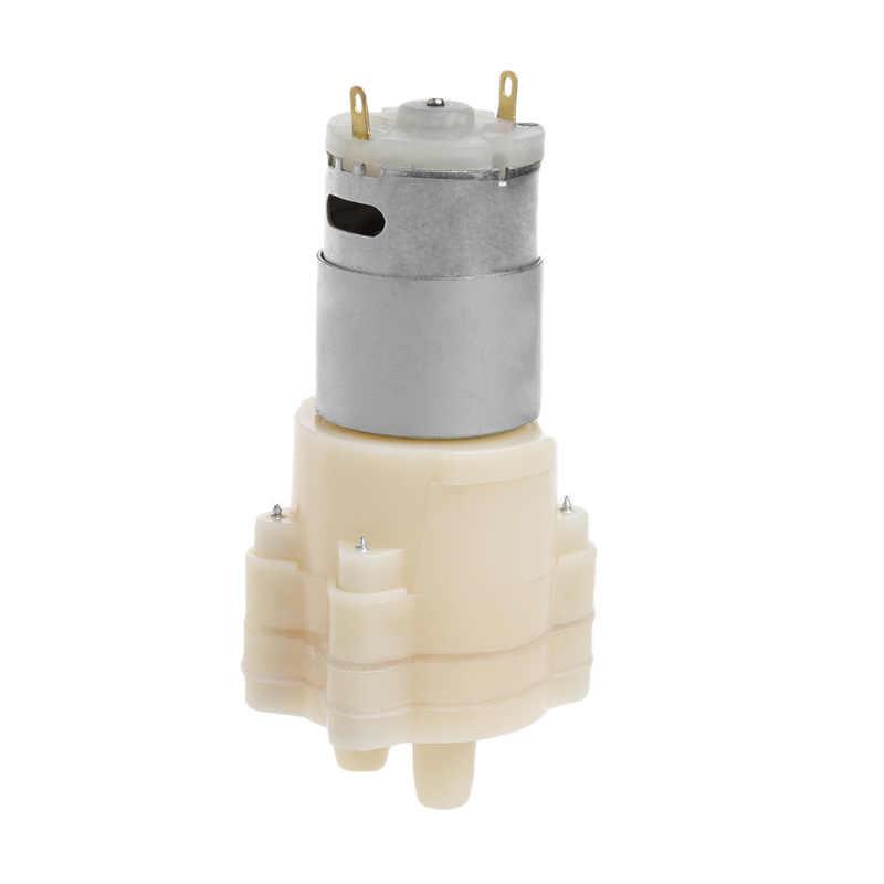 1 PC Priming Mini Diafragma Pompa Semprot Motor 12V Pompa Mikro untuk Dispenser Air