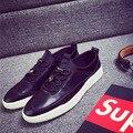 2016 New  Fashion  Casual  Shoes Autumn Winter Walking Comfortable  Breathable Men's Shoes -E2