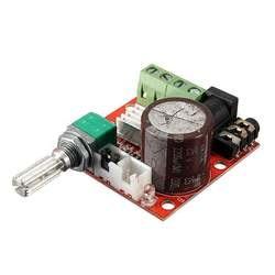 12 V 2X10 Вт Hi-Fi PAM8610 аудио усилитель звука плата Модуль гибкий кабель двойное кольцо D класса канал